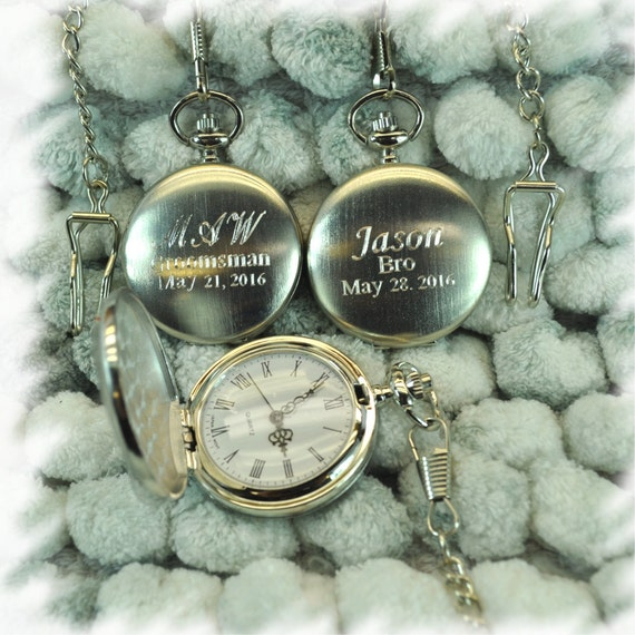 Wedding Gift For Groom Watch : ... Mens Pocket Watch,Steampunk Watch, Gift for Groom, Wedding party Gifts