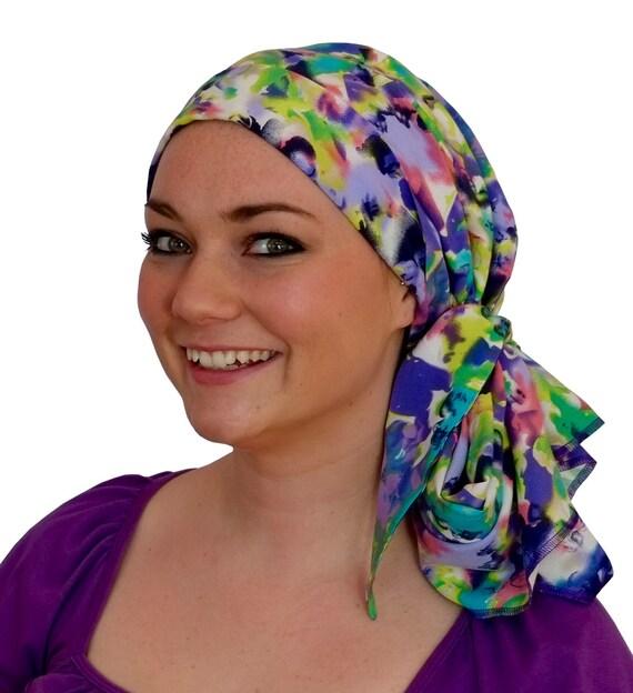 carlee pre scarf womens cancer headwear chemo