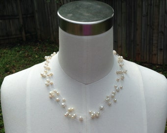 Freshwater Pearl Multistrand Necklaces
