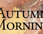 Scale Polish aftershave gel - Autumn Morning - 2oz