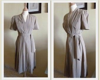 40's style vintage dress