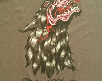 Wild Beast Logo Tee