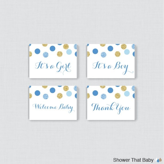 blue baby shower mini candy bar wrapper printable baby shower