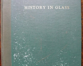 Coronation Exhibition History In Glass 18th and 19th Century 1937