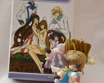 CLAMP in 3D Land Miyuki-chan in Wonderland Figure