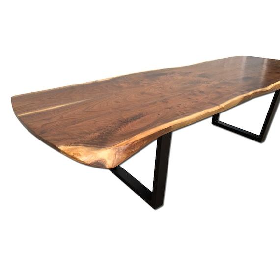 Legs For Live Edge Coffee Table: Custom Live Edge Coffee Tables Stunning Live Edge Tables
