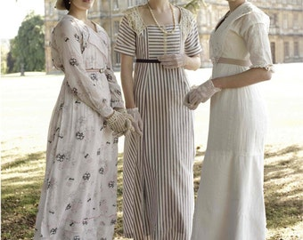 Inspired costume fromDownton Abbey costumes, theatre, movie