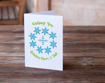 Funny Christmas Card | Funny Holiday Card | Snarky Holiday Card | Funny Xmas Card | Funny Card | Inappropriate Card | Funny Greeting Card