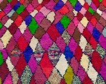 Carpet Boucherouite