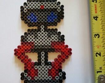 R.O.B. Smash Brothers/Stack-Up Bead Sprite + Lanyard