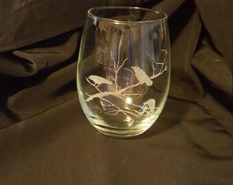 Handmade Glass Etching
