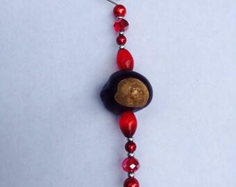 Buckeye Ornament (A6)