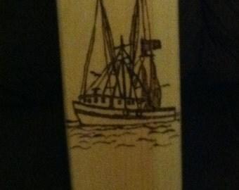 30'' trawler paddle