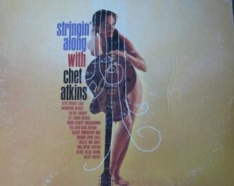 Chet Atkins: Stringin' Along With Chet Atkins