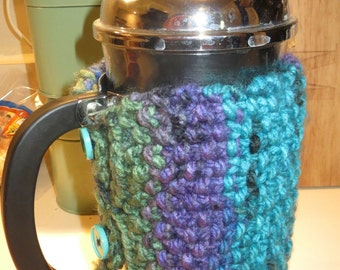 French Press Cozy - 8cup