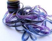 Purple Haze Seamed String, SIX yards of ribbon string for crafting, gift packaging, scrapbooking