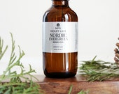 2 oz Nordic Evergreen Beard Oil | 100% natural and vegan beard oil | Men's Grooming