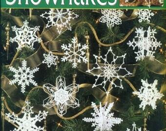 CROCHET 99 SNOWFLAKES Leisure Arts 3013 Thread Crochet Patterns