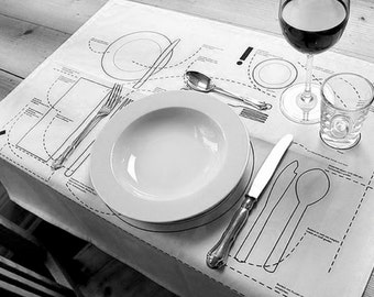 Made to Order!  Design Your Own Hand Thrown 3 Piece Dinner Place Setting