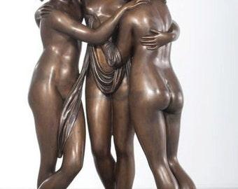 Three Graces by Antonio Canova
