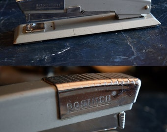 Bostitch B-12 Stapler - Made in USA - Functional Office Decor