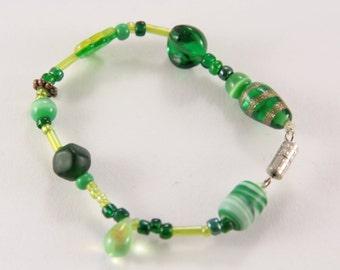 A Cute Beaded Bracelet for a Little One