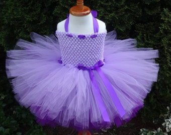 Lavender Tutu Dress, Purple Tutu Dress, Baby Tutu Dress, Toddler Dress, Lavender Dress, Photoprop, Photoshoot Dress, Girls Tutu Dress, Dress