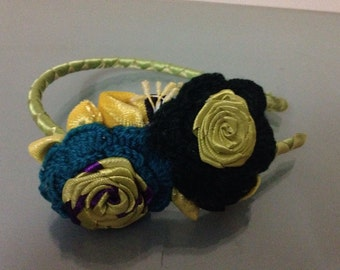 Unique Flower HeadBand