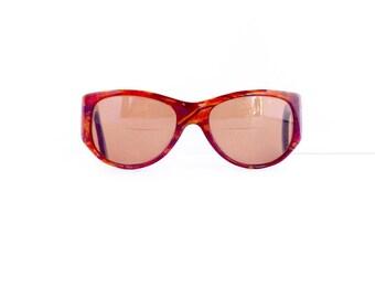 Guess Sunglasses Frames // Women's Vintage 1990s// Tortoiseshell with Black Frames //#M183 DIVINE