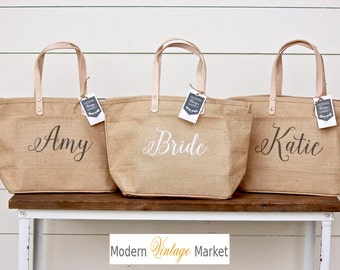 Bridesmaid bags,6,Wedding Bags,Bridal Pary Gifts,Custom Bags,Personalized Handbags, Monogram Purse,Bridesmaid Tote Bags,Bridesmaid Gifts