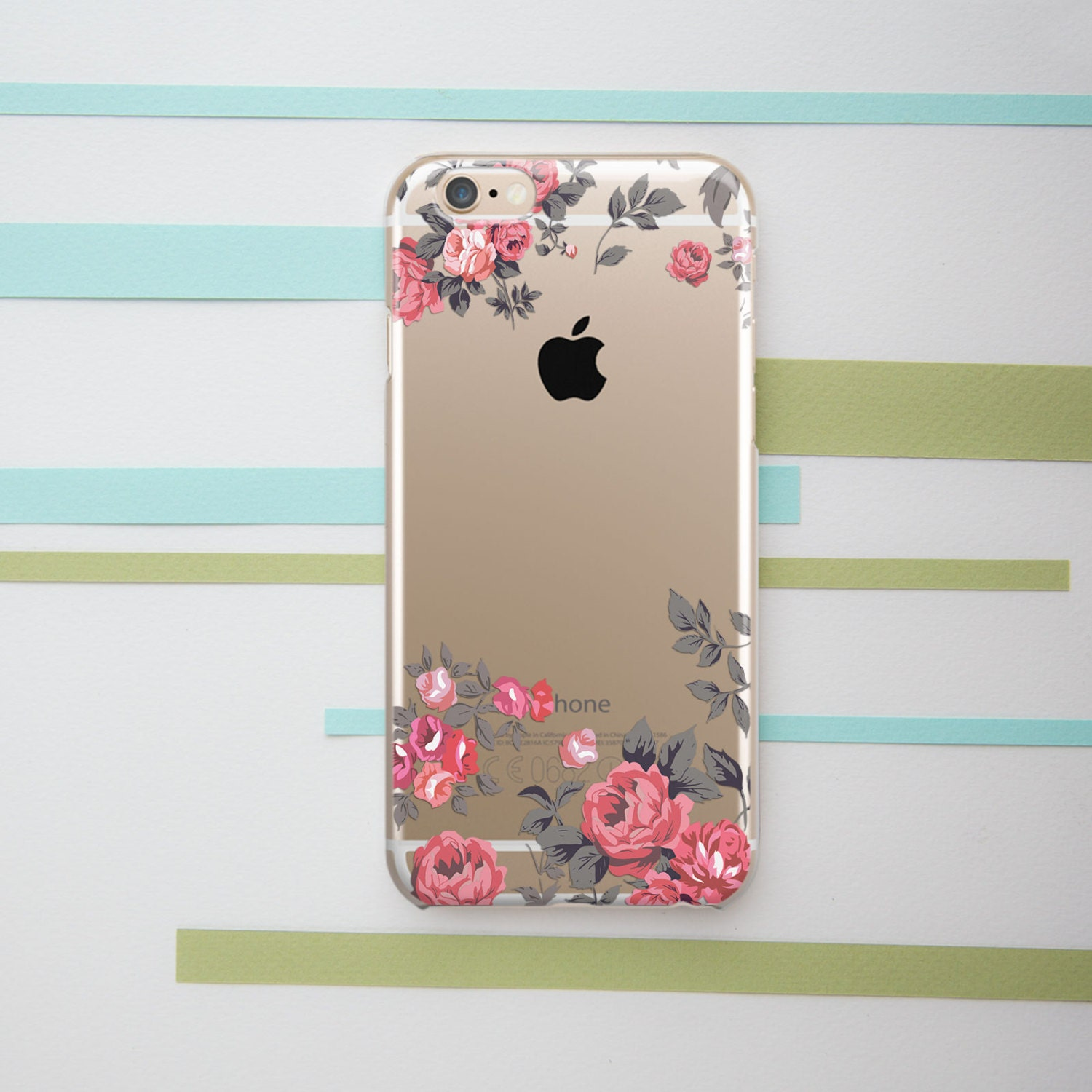 Clear Iphone 6 Case Etsy