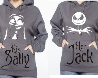 Jack And Sally Shirt Etsy