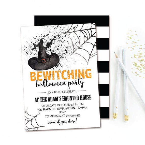 Best Halloween Invitations