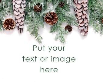 Christmas Styled Stock / Christmas Background / Christmas Mockup / Christmas Desktop / Winter Styled / Christmas Photo / StockStyle-739