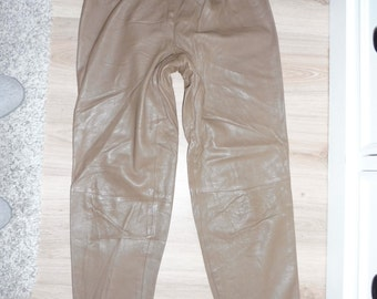 Size 34 leather pants
