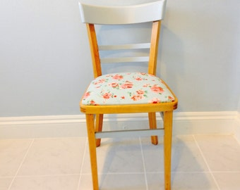 Gorgeous Up-cycled 1960s Chair.