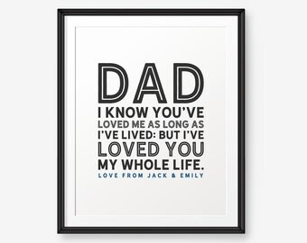 Father day printable | Etsy