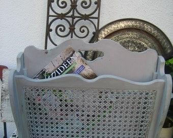 Magazine rack Chippendale