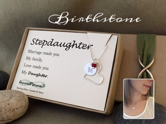 Ideas For Wedding Gift For Daughter : Stepdaughter gift new stepdaughter wedding gift marriage