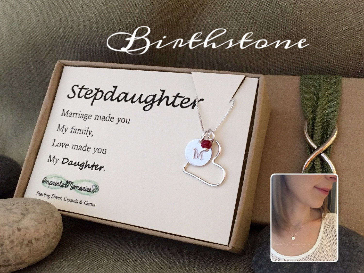 Wedding Gift For Our Daughter : Ideas Wedding Gift For Daughter stepdaughter gift new wedding by ...