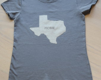 "Texas ""Home T-shirt"