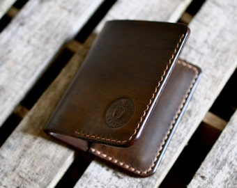 The Trompette, Leather Bi-Fold Wallet