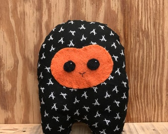 Halloween Huggle | Cute Monster Plush, Cute Stuffed Toy, Stuffed Animal, Handmade Plush Toy