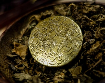 The Woods ~ Solid Perfume Compact