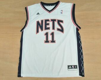 New Jersey Nets - Size XL - Brook Lopez - Adidas NBA Basketball Jersey
