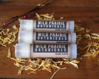 LIP BALM CLUB / Beeswax Lip Balm/ Organic/ Lip Balm Subscription/ Gift