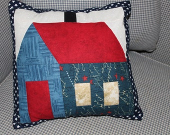 Little House Pillow