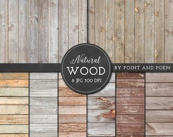 Wood Digital Paper, Natural Rustic wood texture background, old wood, distressed wood texture, scrapbooking, blog, wedding