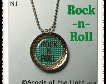 No.19 - Rock-n-Roll Necklace