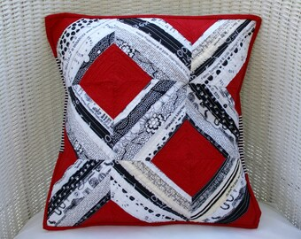 PDF Pattern - Modern Selvage Pillow